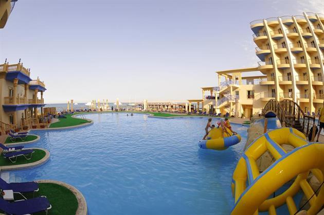 Горящие туры в отель Sphinx Aqua Park Beach Resort (ex. Sphinx Hotel)