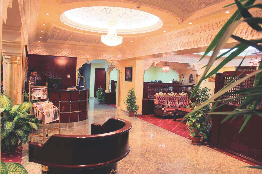 Arbella Boutique Hotel, Шарджа, ОАЭ, фотографии туров