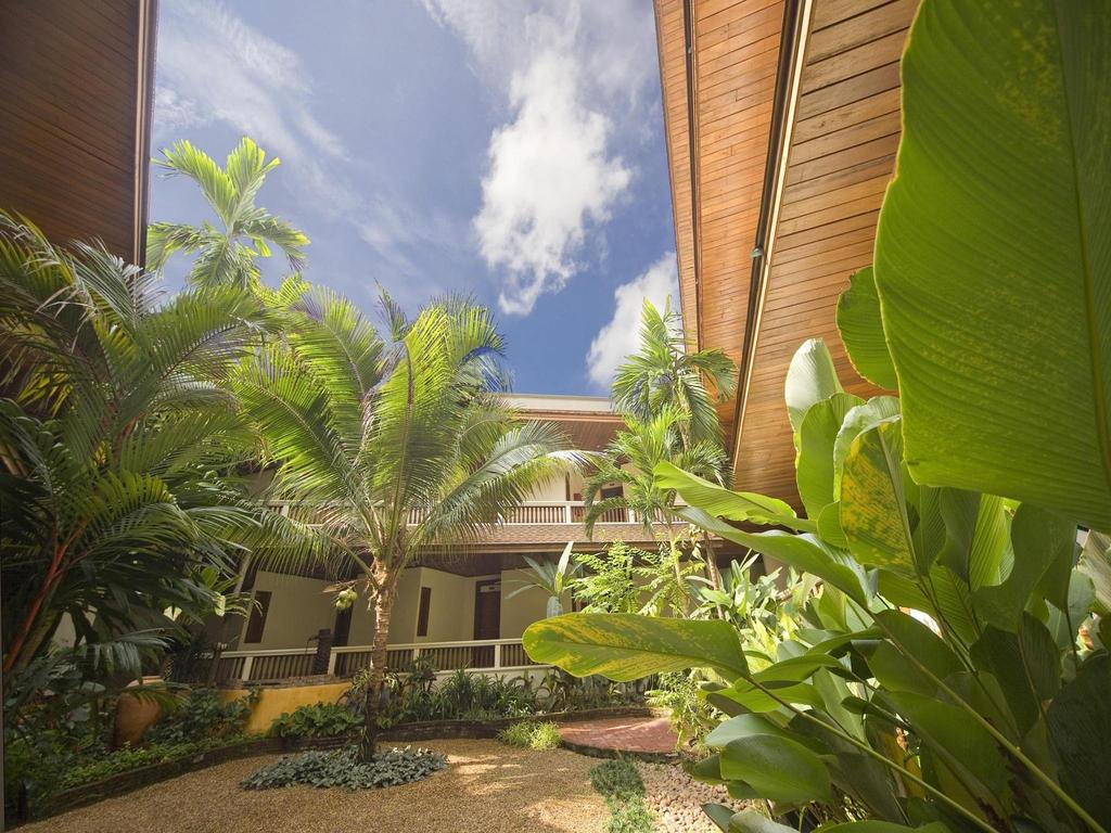 Отдых в отеле Thai House Beach Resort Ко Самуи