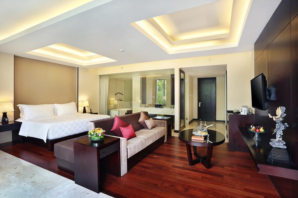 Туры в отель Bali Nusa Dua hotel & convention Нуса-Дуа