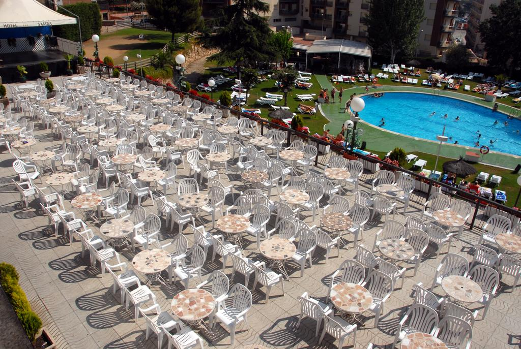 Samba Hotel, Коста-Брава, Испания, фотографии туров