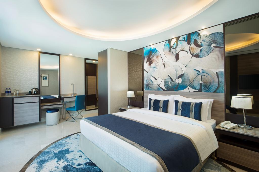 Отзывы туристов Gulf Court Hotel Business Bay
