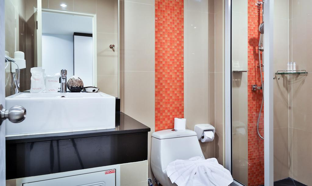 Паттайя Family Hotel by New Nordic цены