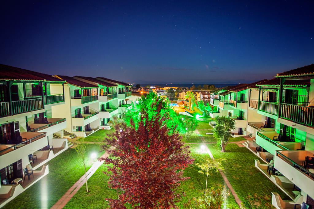 Bellagio Hotel (ex. Avra Hotel Furka), фото
