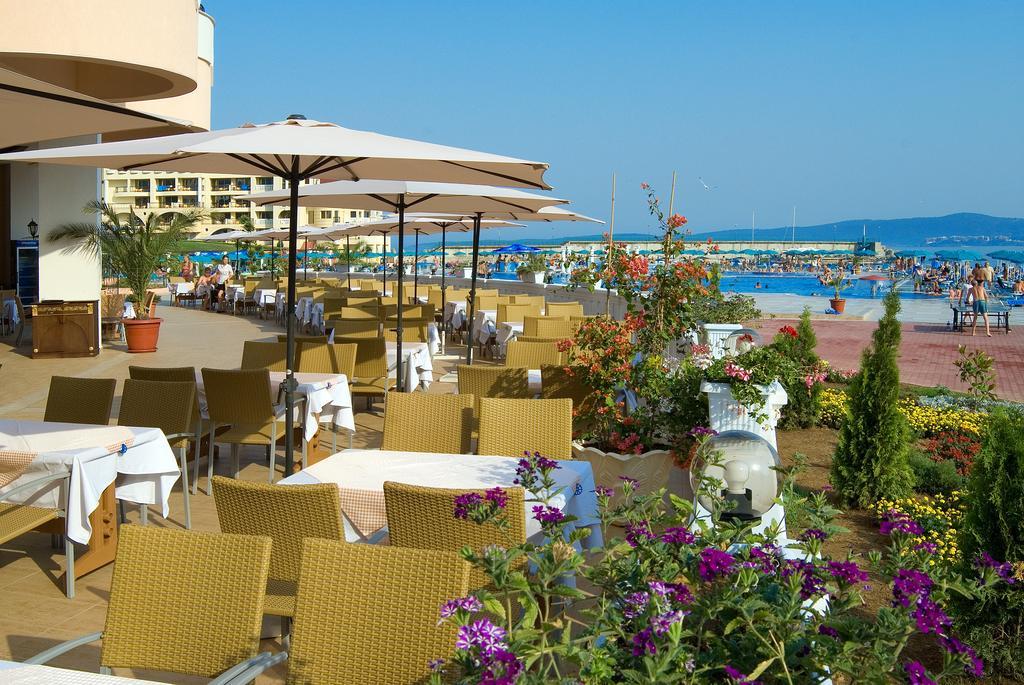 Отдых в отеле Marina Beach Дюны