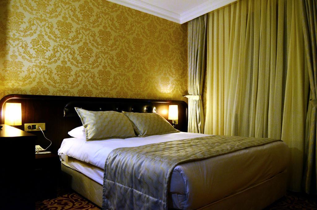 Отдых в отеле Balin Hotel