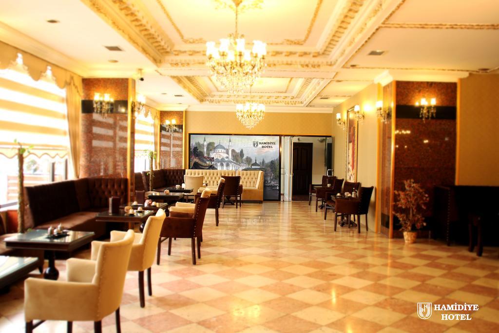 Туры в отель Hamidiye Hotel Стамбул