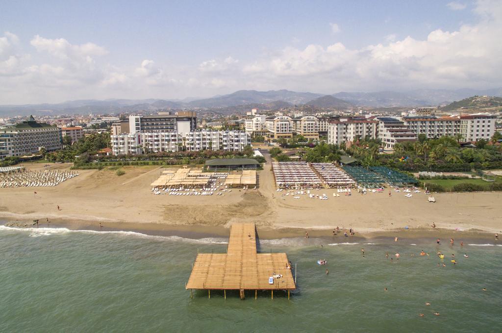 Горящие туры в отель Hedef Resort & Spa Аланья