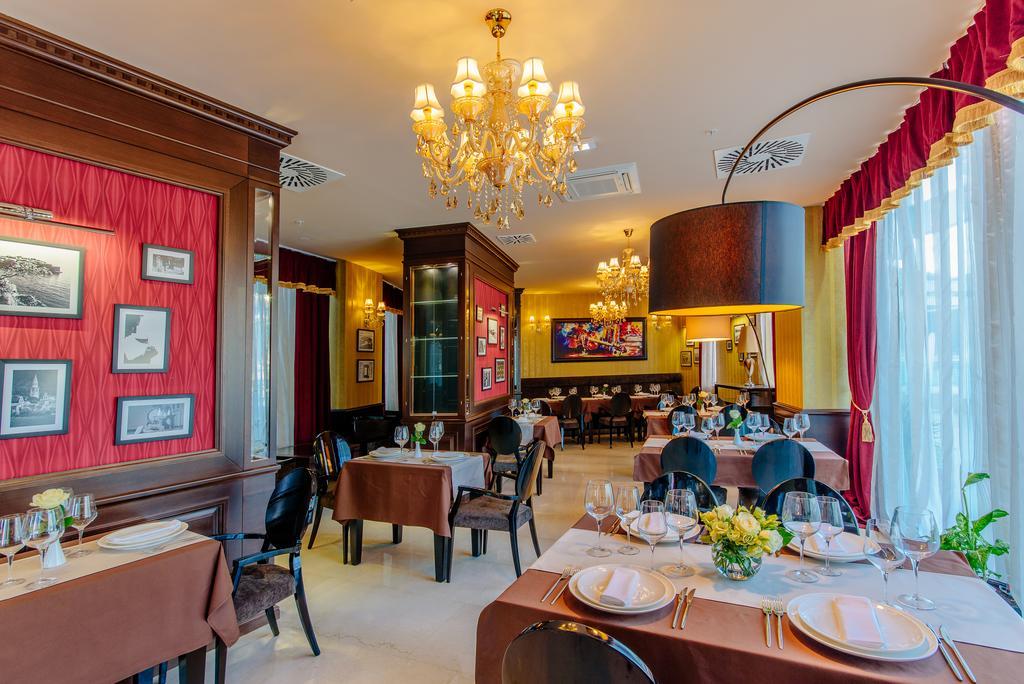 Отдых в отеле Hotel Tre Canne Будва Черногория