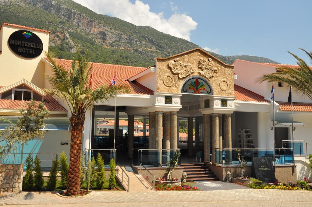 Montebello Resort Hotel, Фетхіє