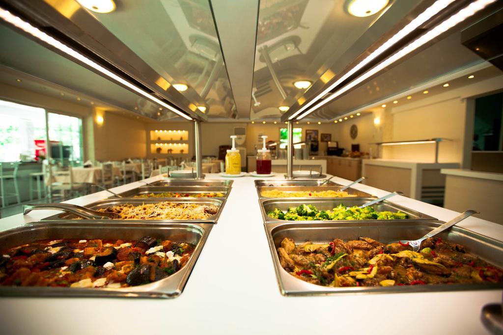 Відпочинок в готелі Olympic Kosma Hotel & Villas Bomo Club Кассандра