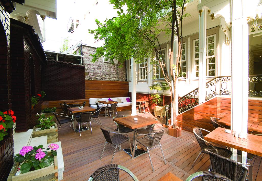 Отдых в отеле Avicenna Hotel Стамбул