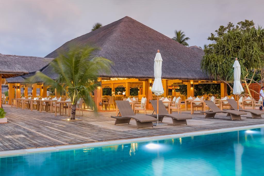 Kudafushi Resort & Spa, фото