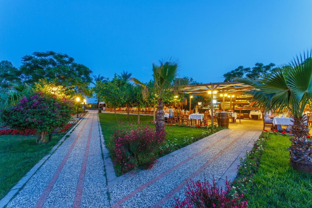 Відпочинок в готелі Novia Lucida Beach Hotel Кемер Туреччина