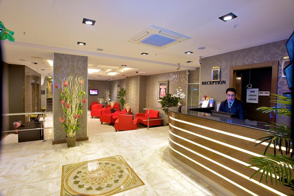 Туры в отель Hotel Istanbul Trend