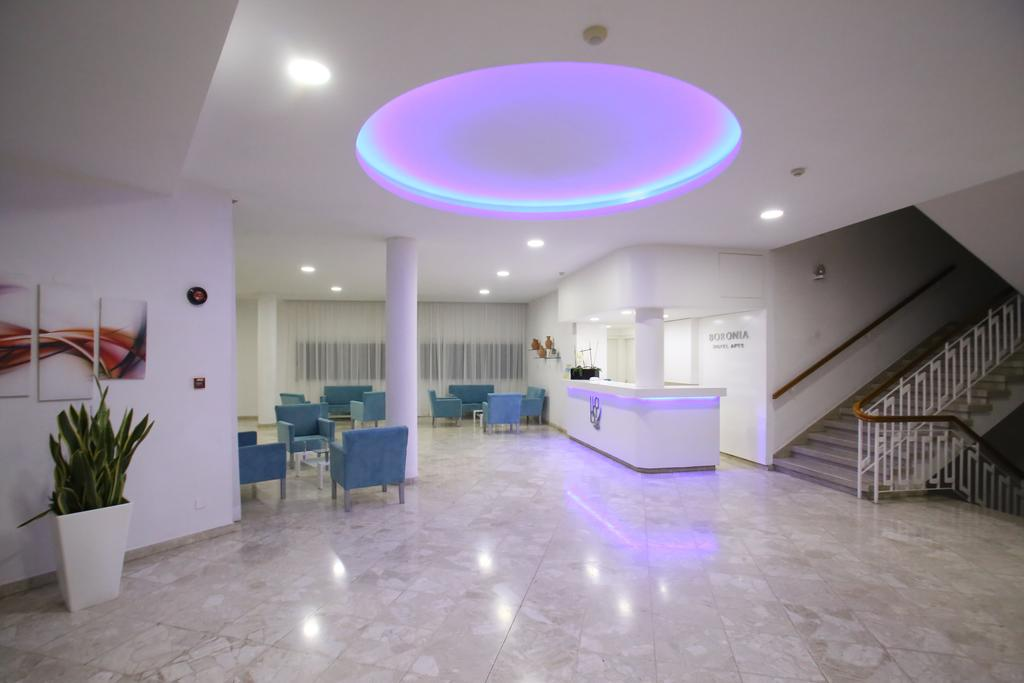 Boronia Hotel Apartments Кипр цены