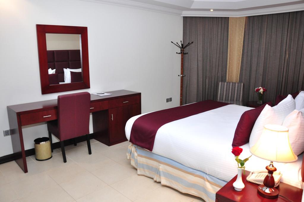Отдых в отеле Ewan Hotel Apartments Аджман