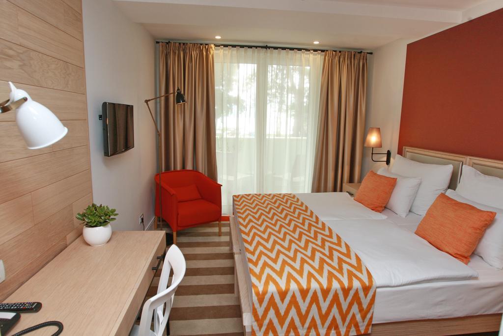 Отдых в отеле Budva Hotel Будва Черногория