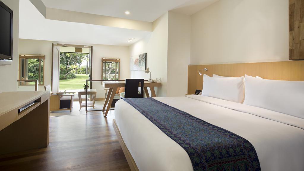 Отзывы об отеле Holiday Inn Resort Baruna