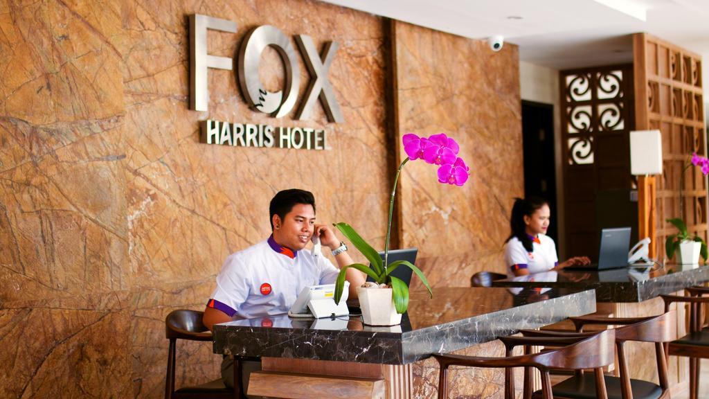 Отдых в отеле Fox Harris Jimbaran Beach (ex. Pramapada) Джимбаран Индонезия
