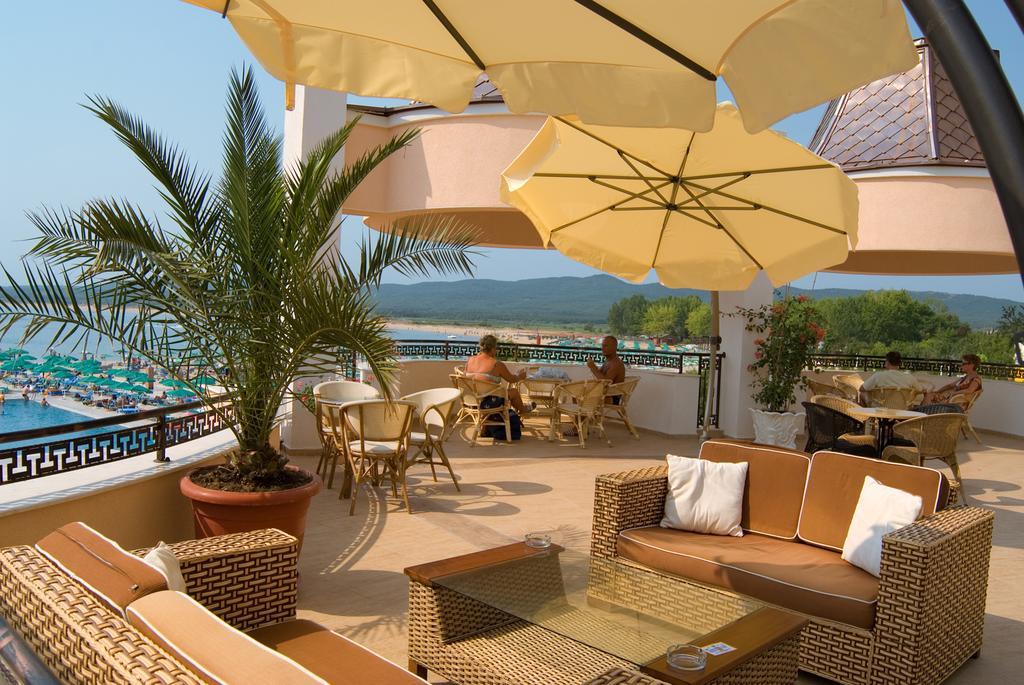 Отдых в отеле Marina Beach