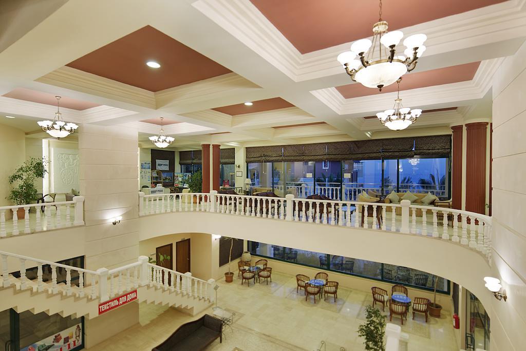 Відпочинок в готелі Justiniano Club Alanya