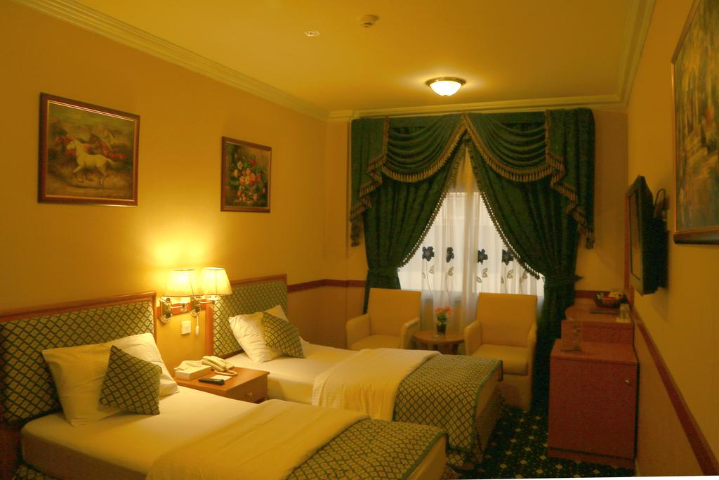 Горящие туры в отель Sadaf Hotel Дубай (город)