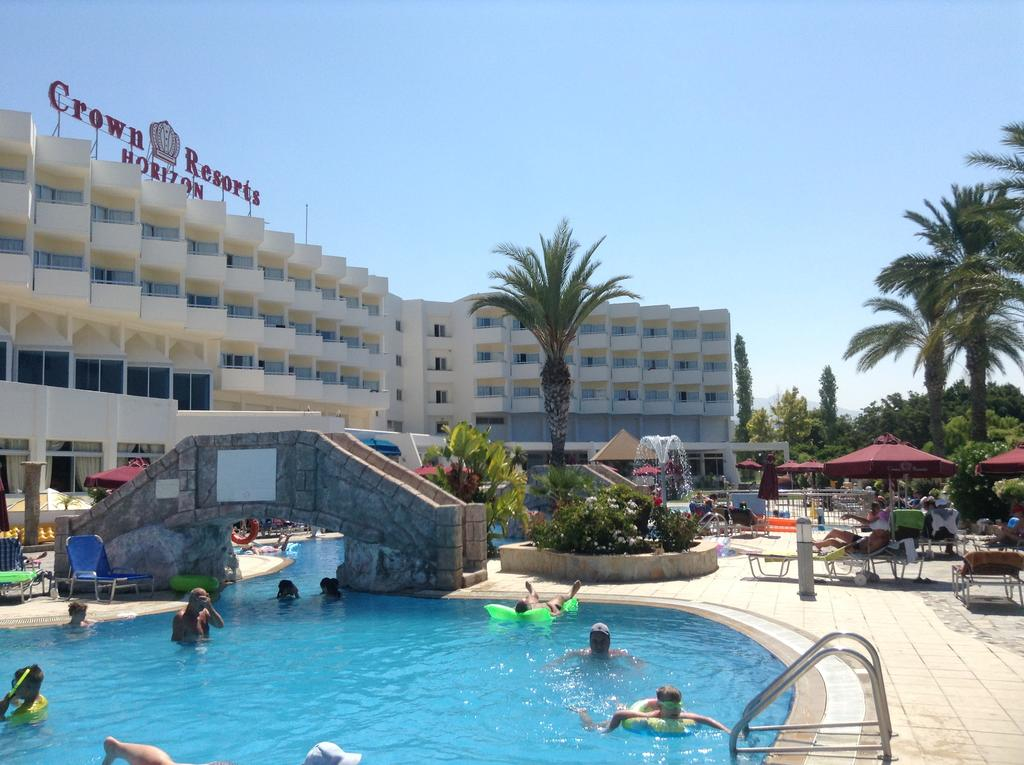 Crown Resort Horizon Hotel, Пафос, фотографии туров