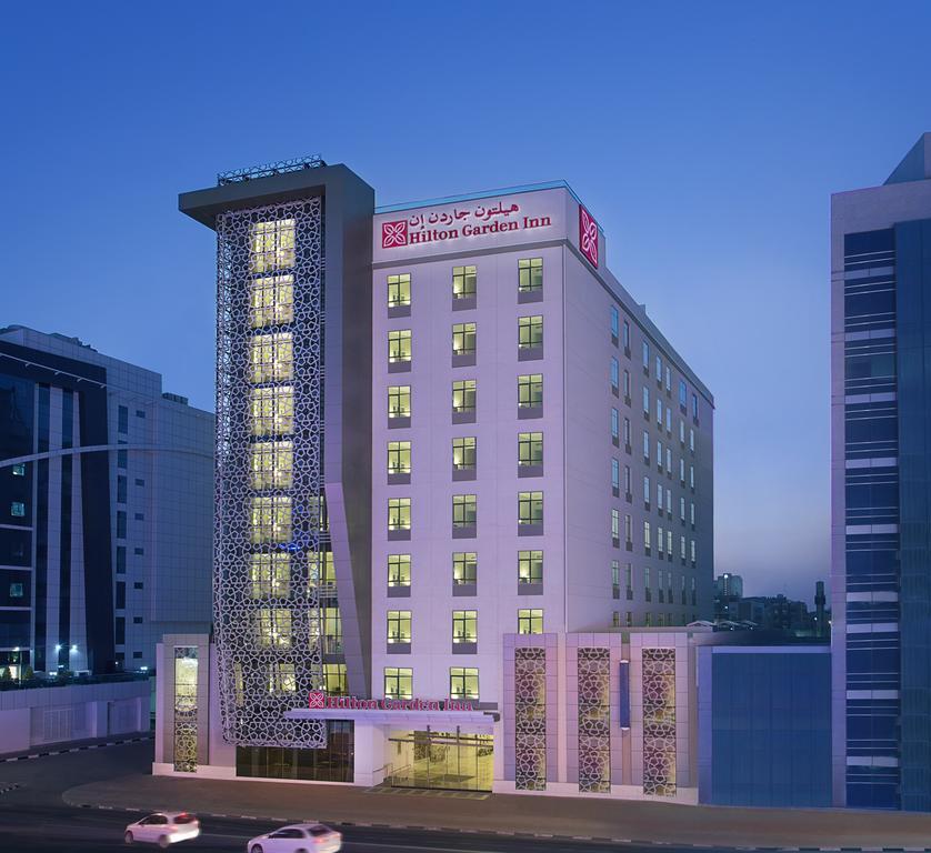 Hilton Garden Inn Dubai Al Muraqabat цена