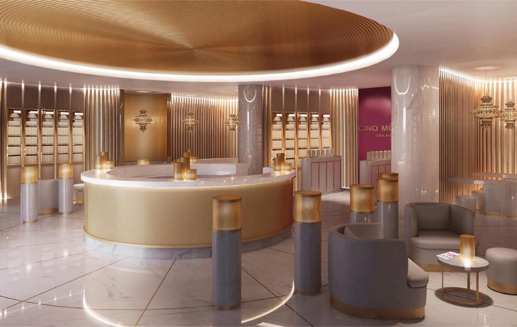 Тури в готель Emerald Palace Kempinski Dubai Дубай Пальма ОАЕ