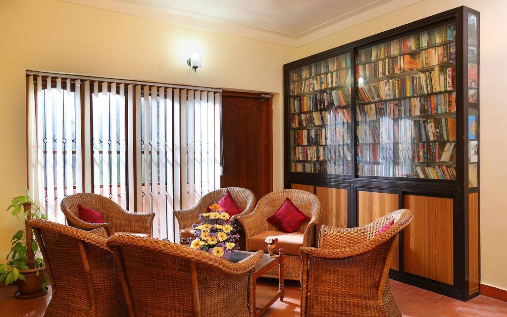 Горящие туры в отель Jasmine Palace Ковалам