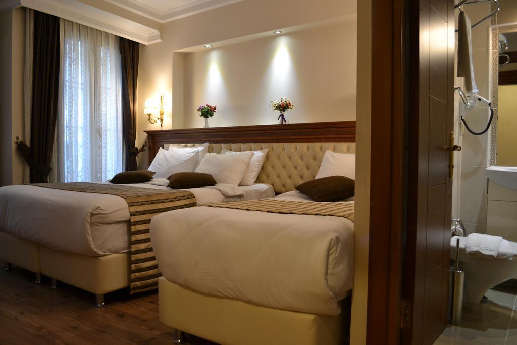 Отель, Seven Days Hotel Istambul