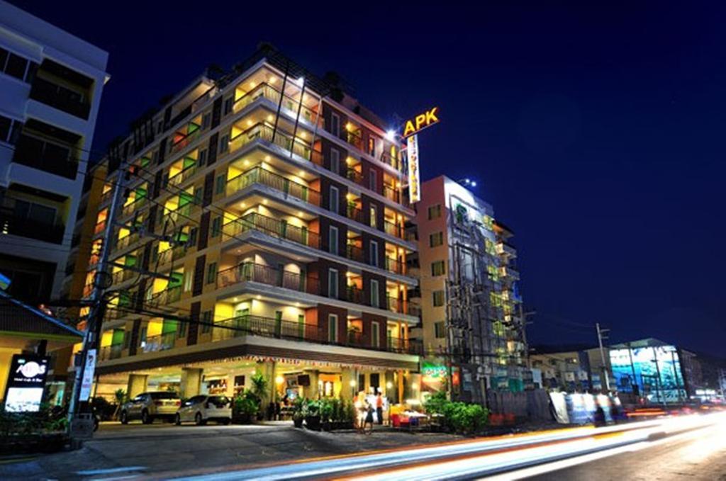 Туры в отель Apk Resort & Spa Патонг Таиланд