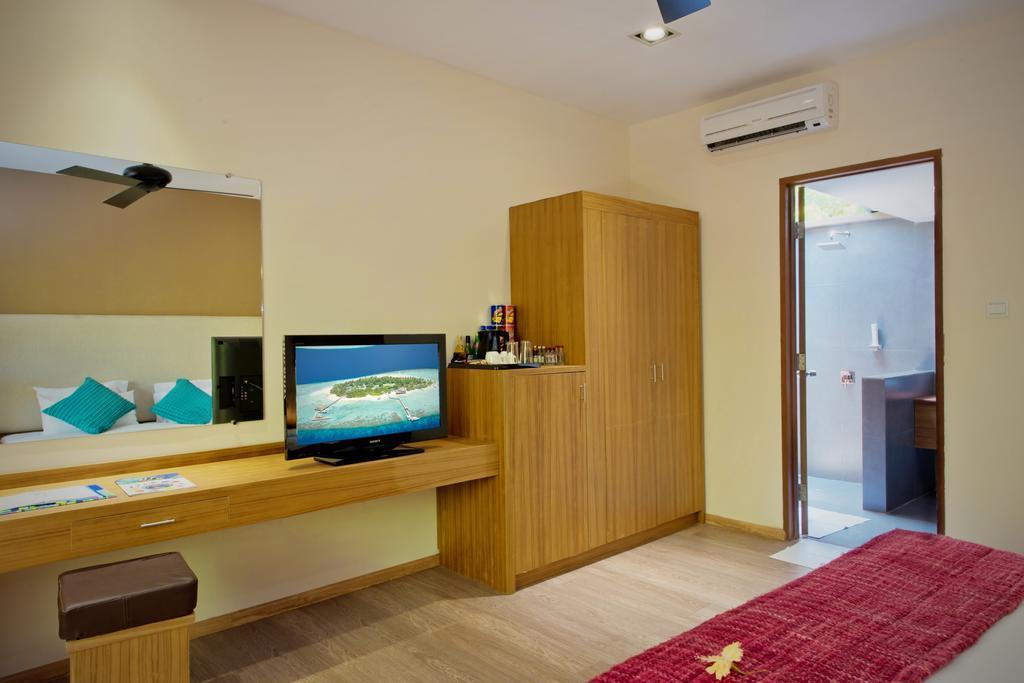 Отдых в отеле Eriyadu Island Resort
