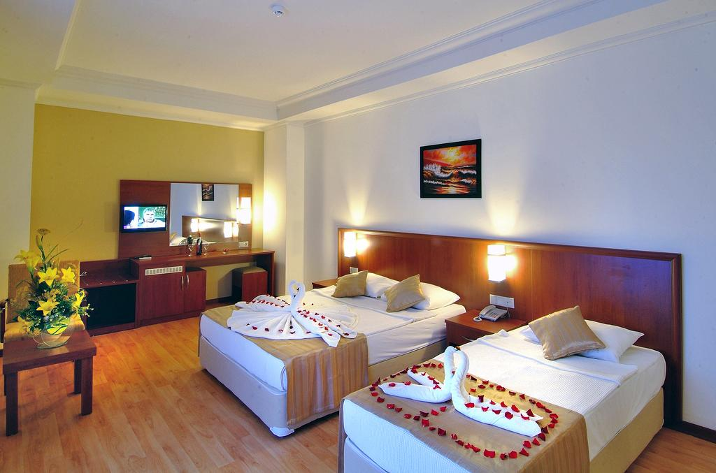 Hedef Resort & Spa, Аланья, Туреччина, фотографії турів