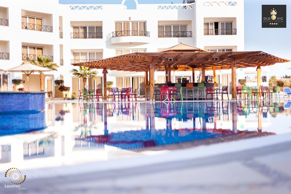 Отдых в отеле Old Vic Sharm Шарм-эль-Шейх Египет