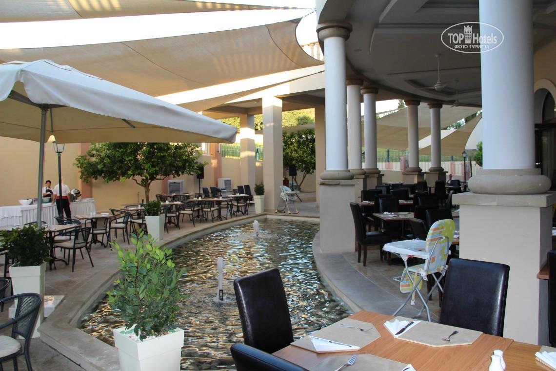 Отдых в отеле Aliathon Aegean (ex. Aliathon Holiday Village) Пафос Кипр