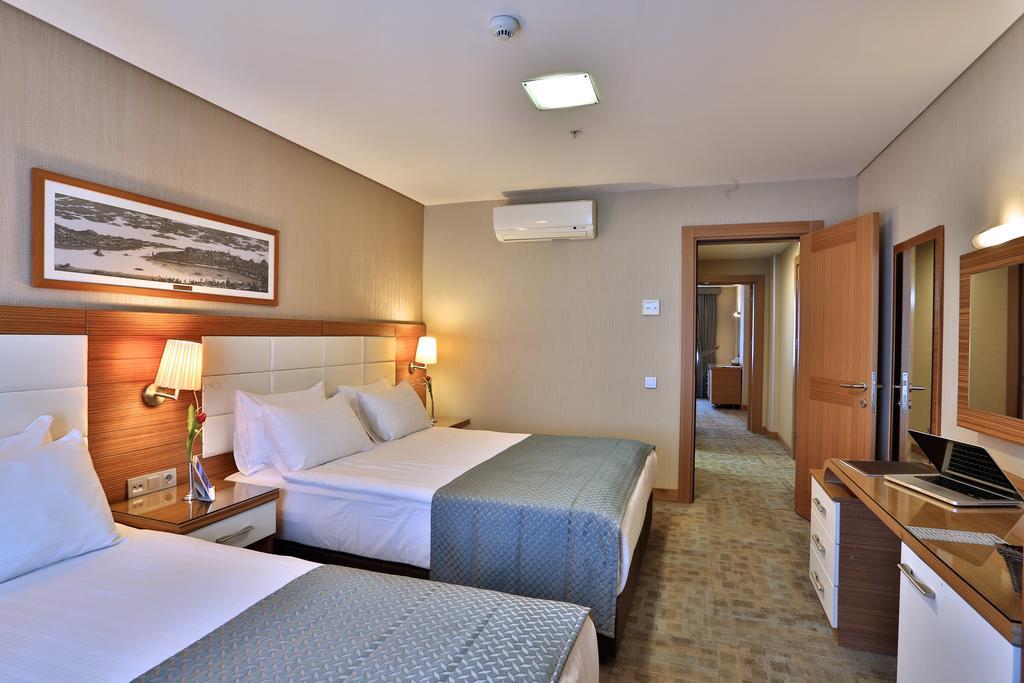 Отдых в отеле Hotel Istanbul Trend Стамбул