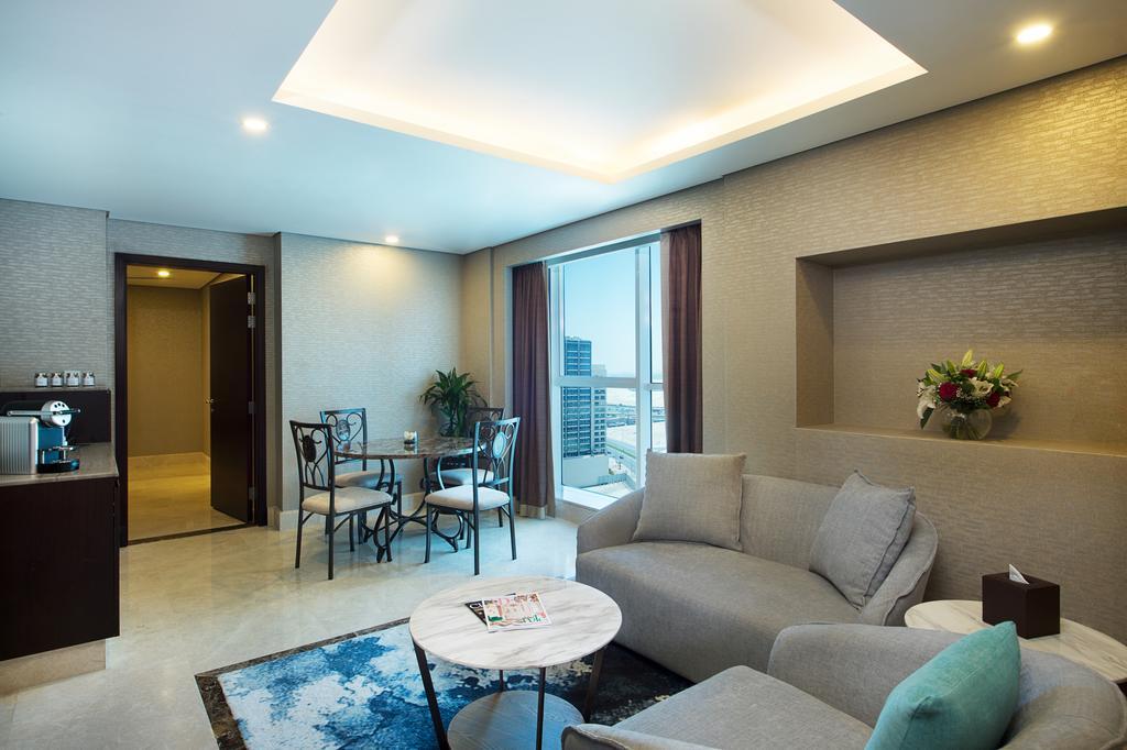 Цены в отеле Gulf Court Hotel Business Bay