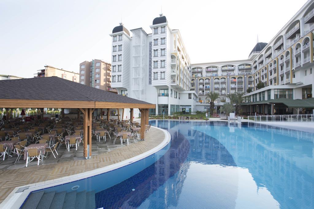 Гарячі тури в готель Kirman Hotels Sidera Luxury & Spa Аланья Туреччина