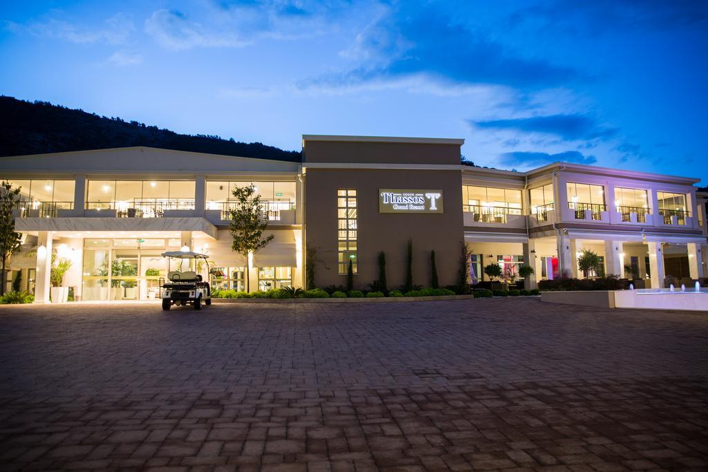 Ціни в готелі Thassos Grand Resort