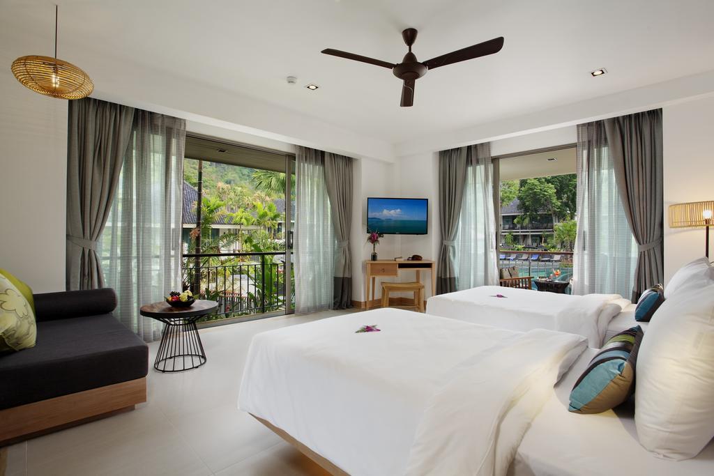Тури в готель Mandarava Resort & Spa пляж Карон Таїланд