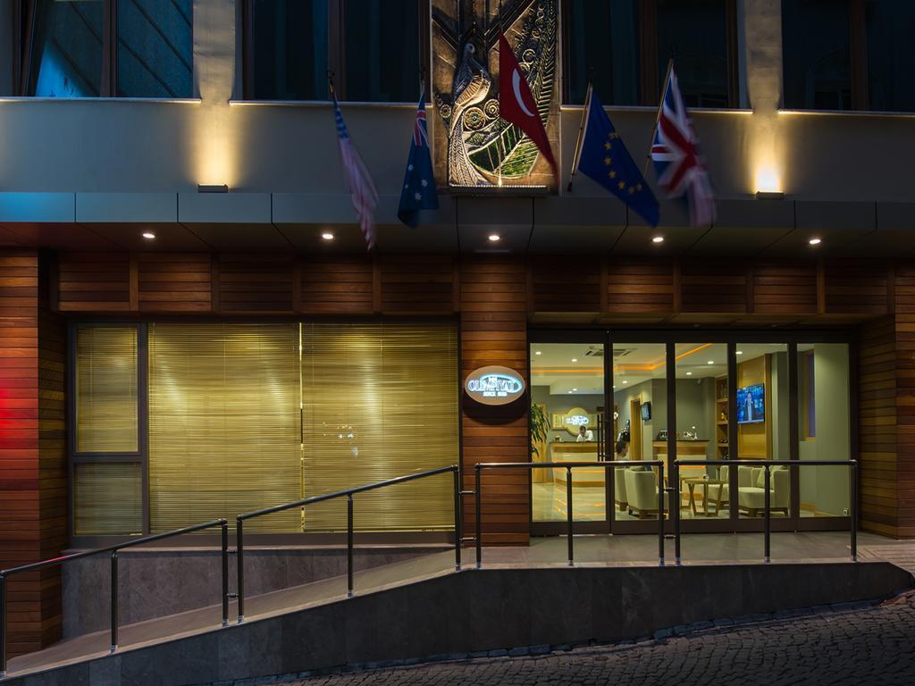 Olimpiyat Hotel, 3