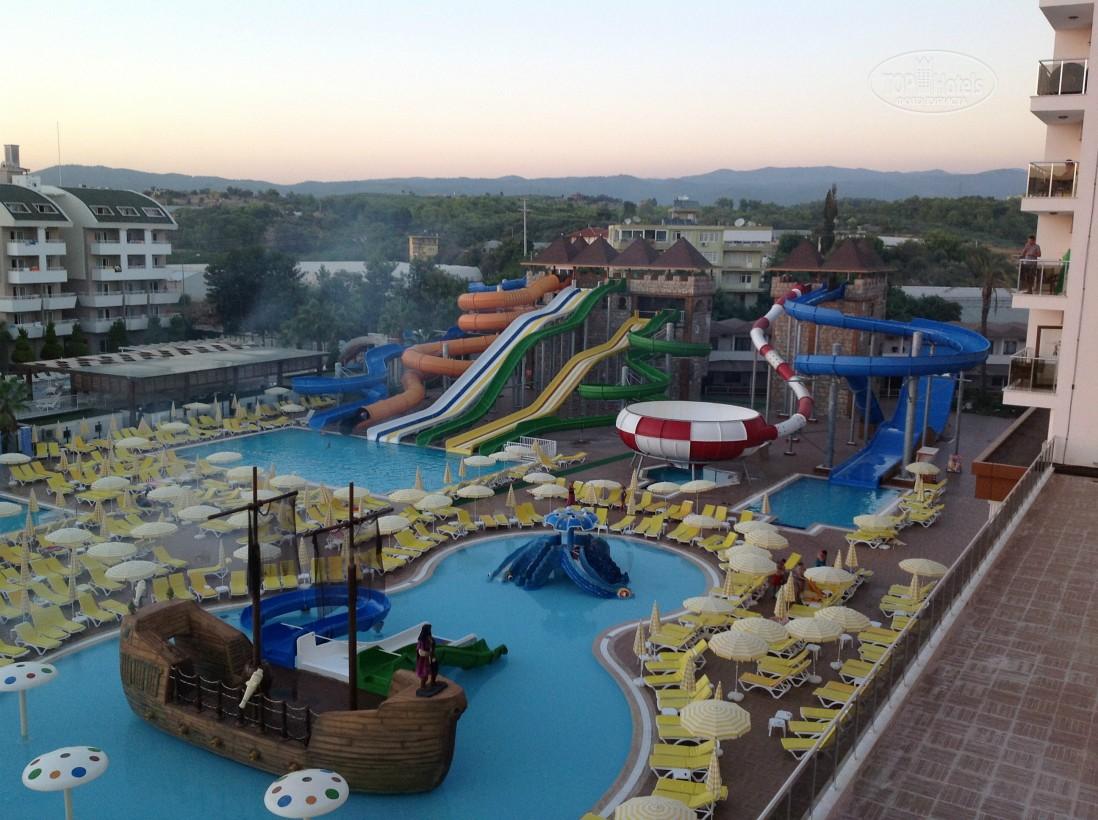 Eftalia Splash Resort ціна