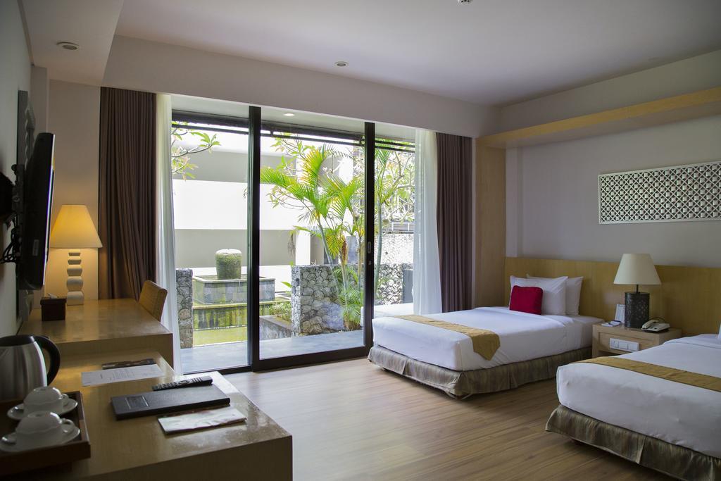 Отдых в отеле Le Grande Bali Uluwatu Джимбаран