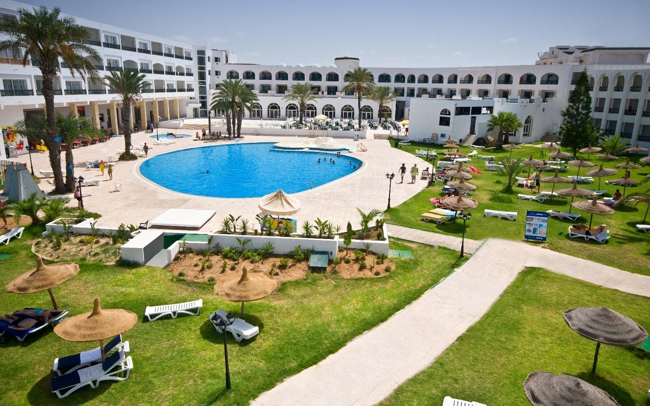Туры в отель Le Soleil Bella Vista Resort Hotel Монастир