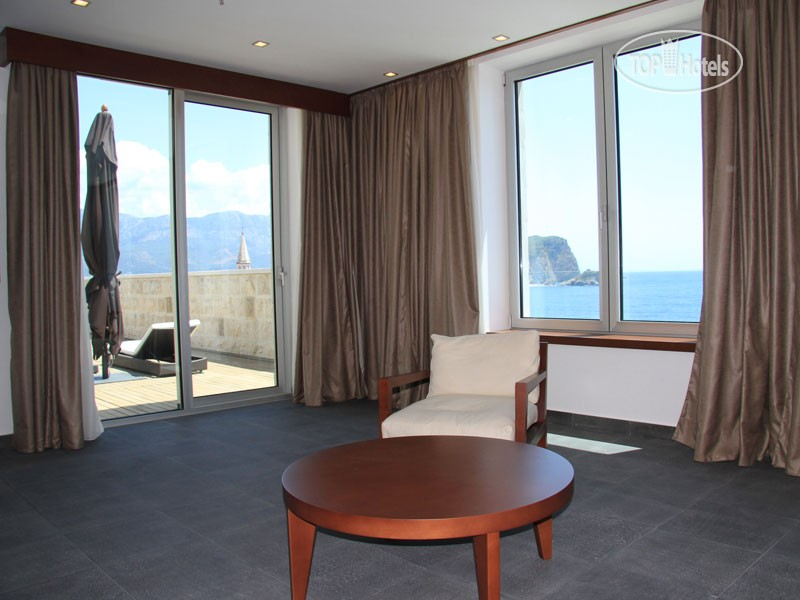 Avala Grand Luxury Suites, Черногория, Будва, туры, фото и отзывы