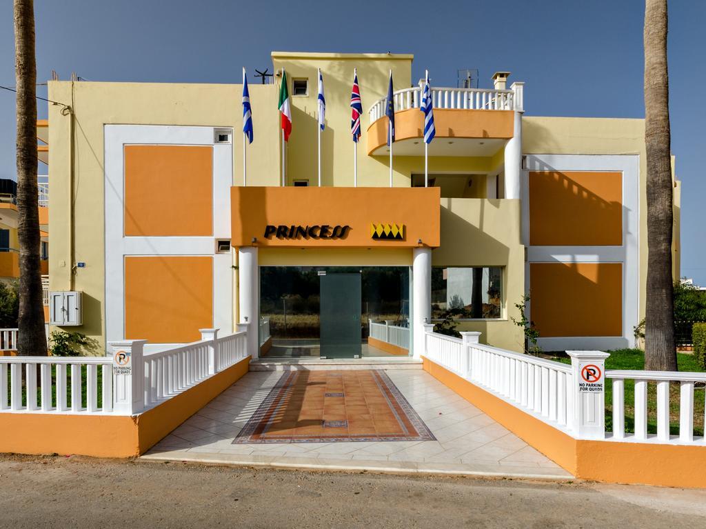 Тури в готель Princess Studios Malia