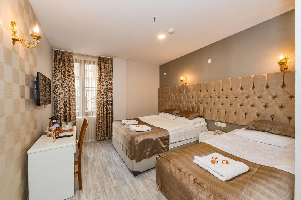 Туры в отель Grand Pamir Hotel Стамбул Турция