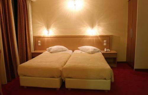 Отдых в отеле Golden City Афины